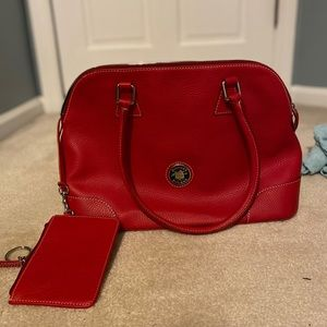 Red Dooney and Bourke Handbag